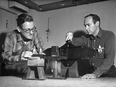 ¿Cuándo se logró crear el primer holograma de la historia?