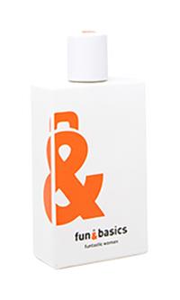 Eau de Parfum Funtastic Women 100 ml Fun & Basics