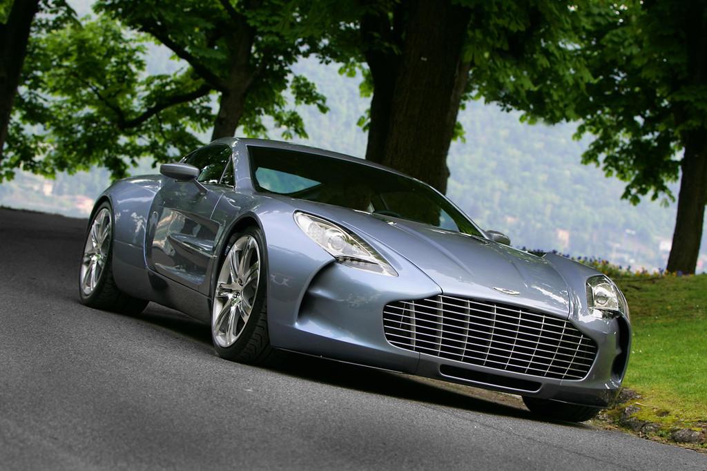 Foto de Aston Martin One-77 (8/20)