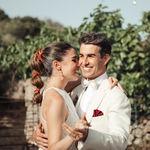 Candela Serrat se casa con Daniel Muriel con un look cargado de detalles que marcan la diferencia