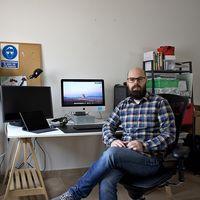 El equipo de Javier Penalva como editor de Xataka y docente TIC: ordenador, impresora 3D, gadgets y más