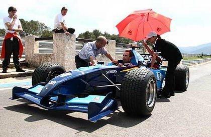 Tu también puedes pilotar un Fórmula 1
