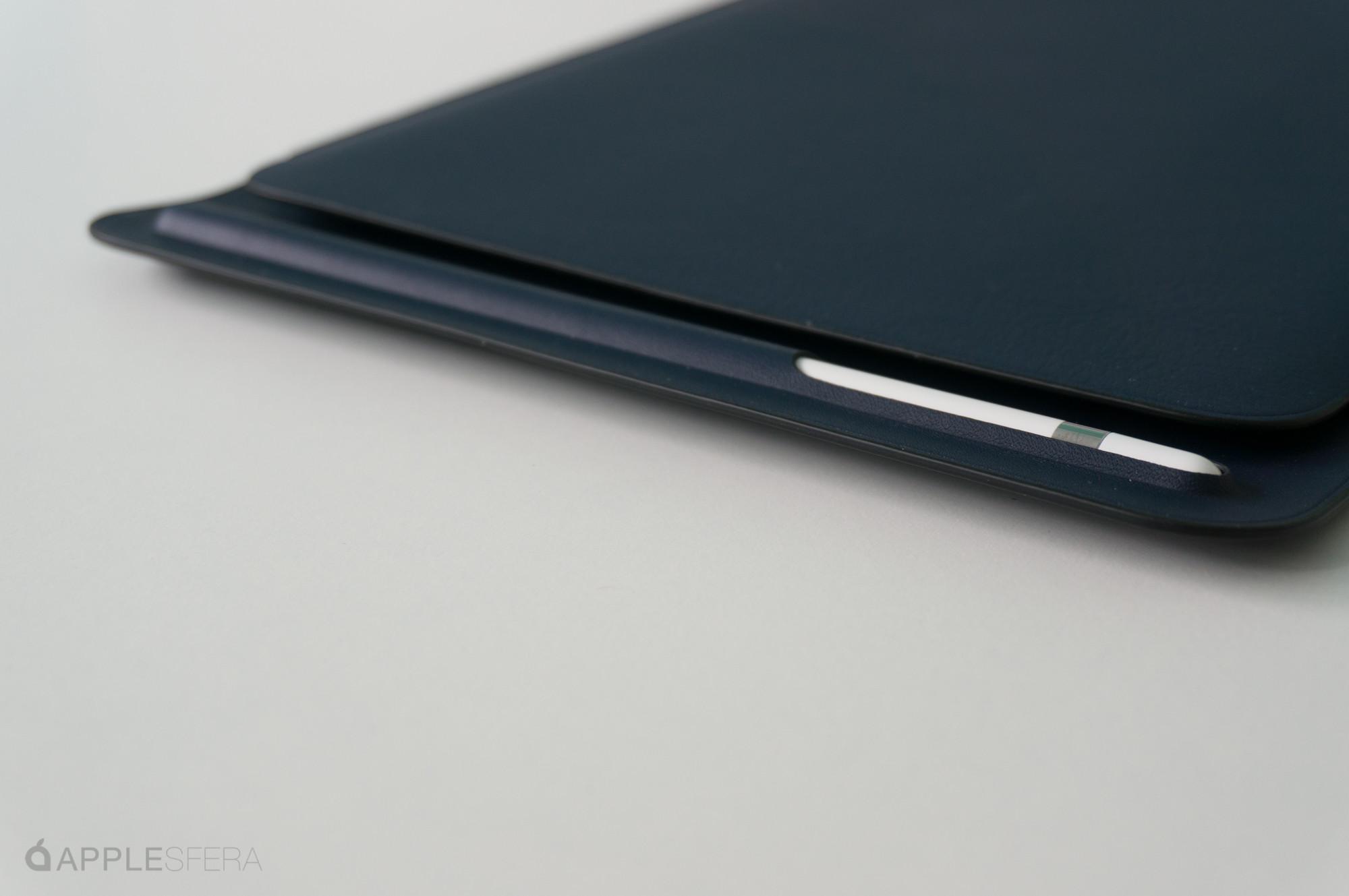 Foto de Nueva funda de piel para iPad Pro (5/5)