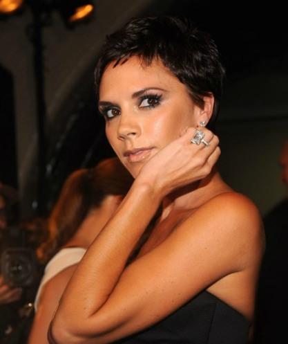 Victoria Beckham amenazada de muerte