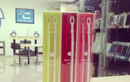 El nuevo iPod touch acaba con la correa Loop de la generación anterior