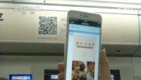 El metro de Pekín quiere que leas