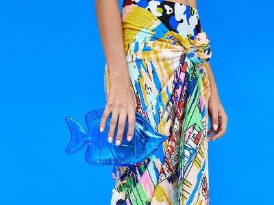 Un bolso en forma de pez y PVC. Esta es la apuesta más arriesgada de Zara para esta temporada