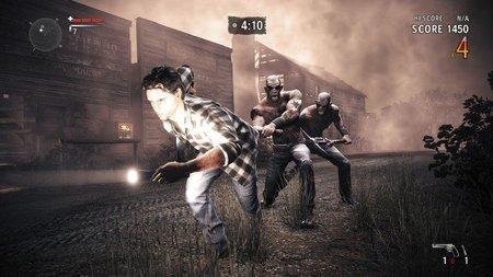 'Alan Wake's American Nightmare', nuevas imágenes ponen de manifiesto su enfoque arcade