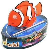 RC Diving Nemo, pez a radiocontrol