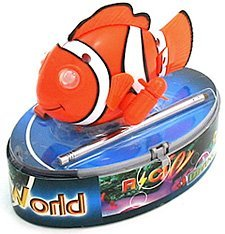RC Diving Nemo, pez a radiocontrol