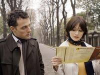 Sewell y Mortimer en Paris