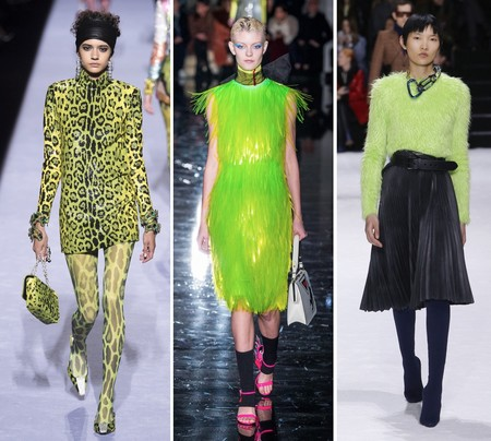 Trend Aw 2018 Neon