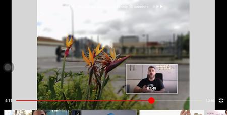 Youtube Deslizar