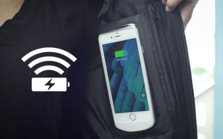 Estas prendas de ropa cargarán tus dispositivos cuando estén en los bolsillos