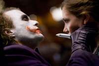 'The Dark Knight': El Joker y Rachel Dawes