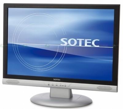 Monitor SOTEC de 22 pulgadas