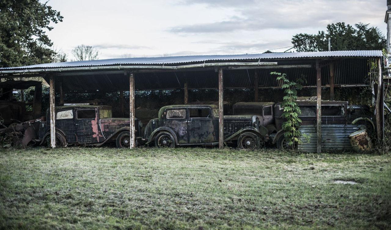 Foto de Descubren más de 100 clásicos en un granero francés (26/27)