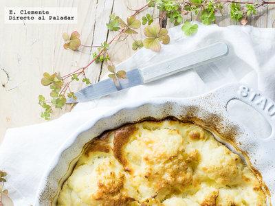 La 15 mejores recetas con coliflor de Directo al Paladar