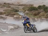 Dakar 2010: Iquique – Antofagasta, etapa 7