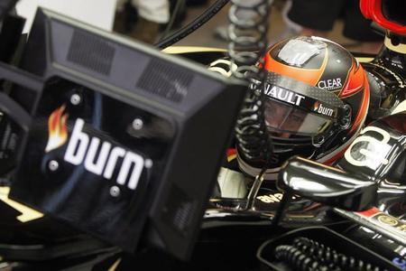 Lotus quiere que Kimi Räikkönen extienda su contrato