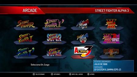 Street Fighter 30th Anniversary, análisis: review con precio