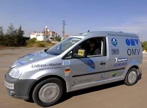 Ecofuel World Tour, la vuelta al mundo con una Volkswagen Caddy