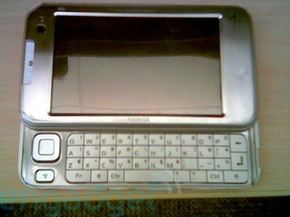 Rumor: sucesor del Nokia N800