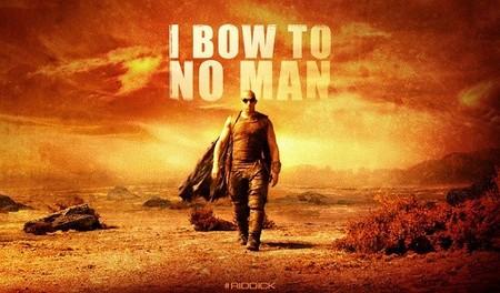 'Riddick', la película