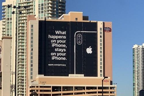 Lo que pasa en tu iPhone, se queda en tu iPhone: el guiño de Apple al CES 2019