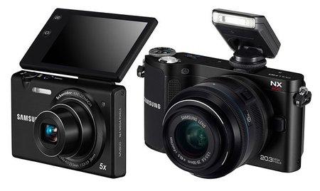 Nuevo concepto : Nuevas Samsung NX200 y MV800