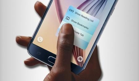 El Galaxy S8 sería el estreno de Samsung con la tecnología 'Force Touch'
