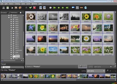 blueMarine, software gratuito para el revelado y catalogación de imágenes