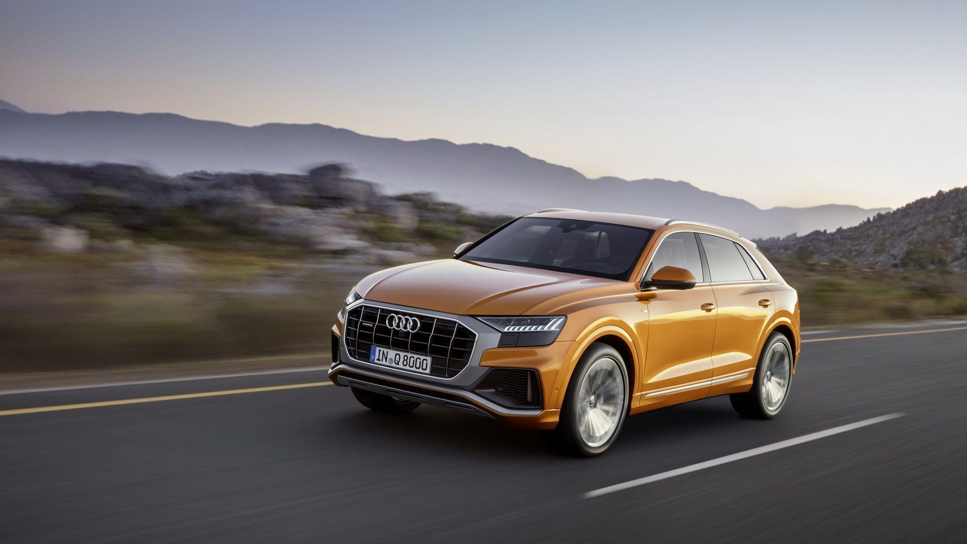 Foto de Audi Q8 (9/14)