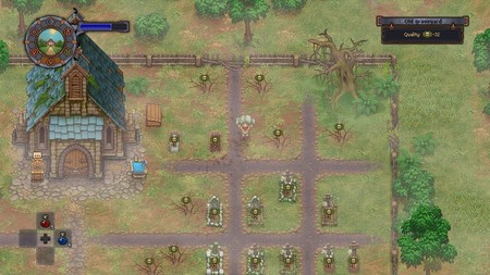 "El ""mortífero"" Graveyard Keeper ya está disponible en PC y Xbox One, ¡y por sorpresa en Xbox Game Pass!"