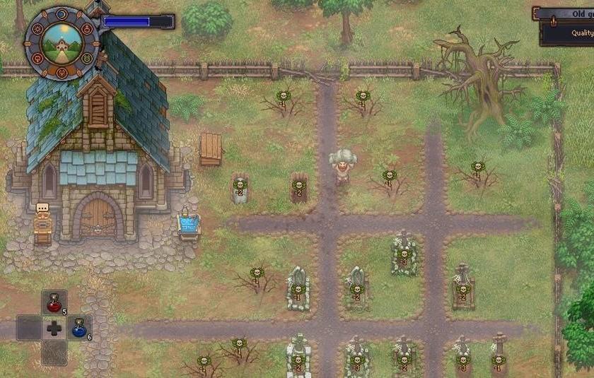 """El """"mortífero"""" Graveyard Keeper ya está disponible en PC y Xbox One, ¡y por sorpresa en Xbox Game Pass!"""