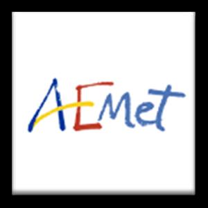 El tiempo de AEMET