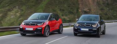 Probamos los BMW i3 e i3s de 94Ah: rozan los 200 km de autonomía y la diversión está asegurada
