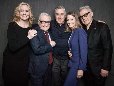 'Taxi Driver': Scorsese, Schrader y los protagonistas celebran el 40º aniversario de un clásico