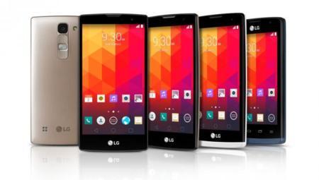 LG mid-range smartphones for 2015