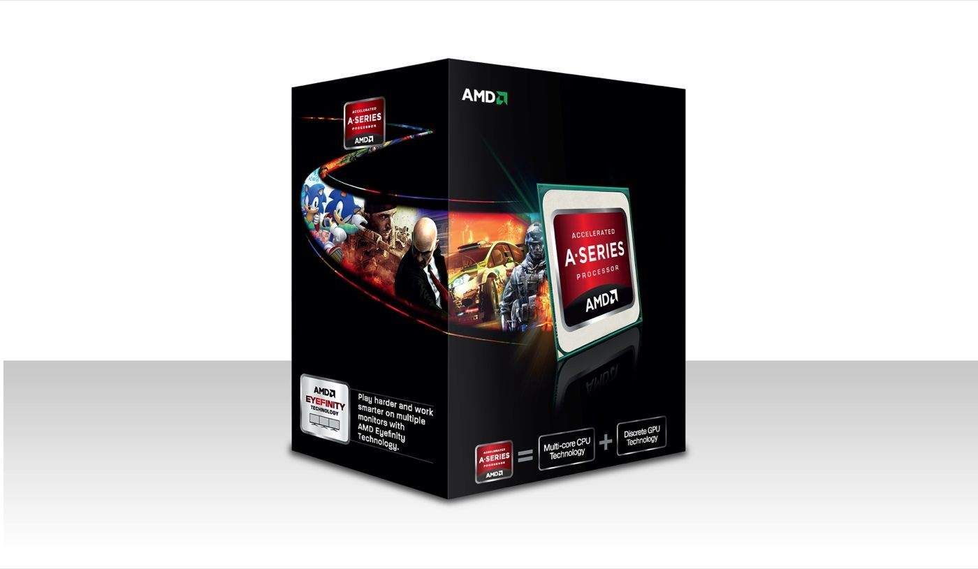 Foto de AMD Fusion 'Trinity' (4/25)