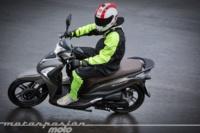 Motorpasión a dos ruedas: prueba de la SYM Symphony ST 125 y la operación de Dani Pedrosa