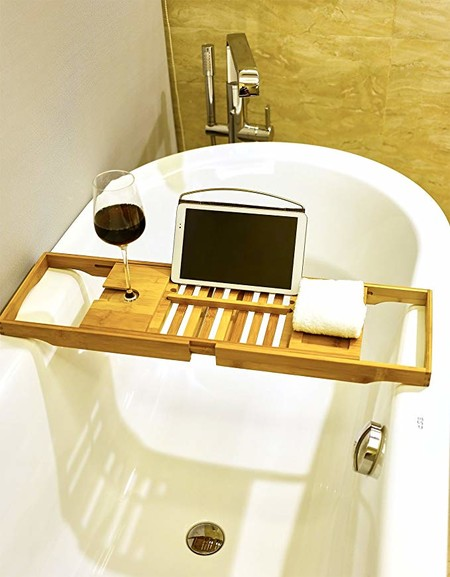 bandeja bañera