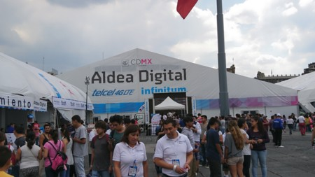 Fuimos de paseo a Aldea Digital 2016 y esto fue lo que nos encontramos