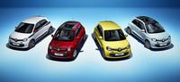 Renault Twingo 2014, voilà la primera foto