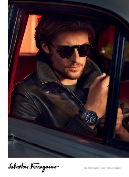 Wouter Peelen Salvatore Ferragamo Fall Winter 2015 Eyewear Campaign 001