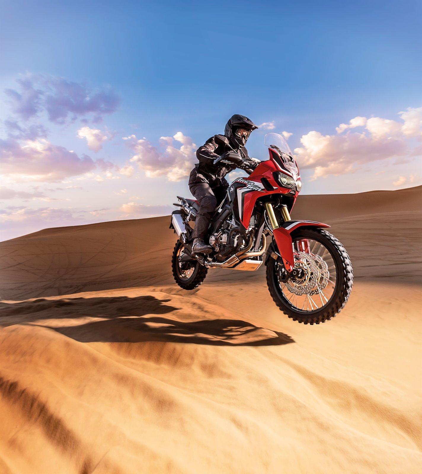 Foto de Honda CRF1000L Africa Twin (57/57)
