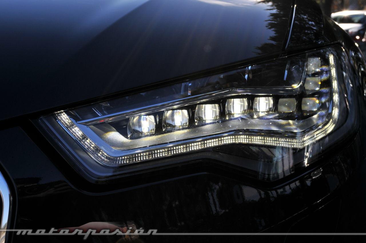 Foto de Audi A6 hybrid (prueba) (48/120)