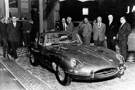 Jaguar E Type 60 Aniversario2