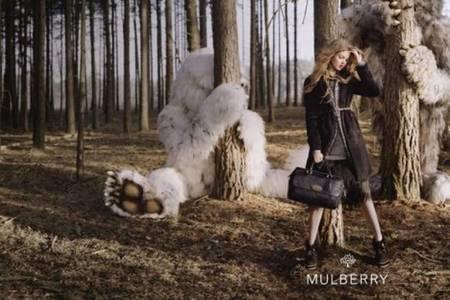 La monstruosa campaña otoño invierno 2012/13 de Mulberry