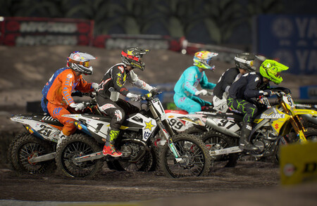 Monster Energy Supercross 4 2021